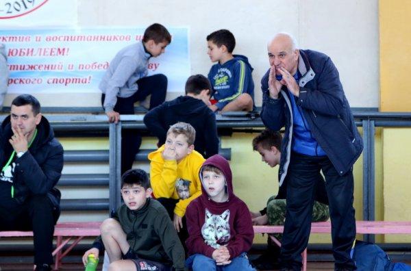 В Бендерах прошли состязания по греко-римской борьбе памяти Ильи Иванова