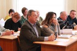 В селе Протягайловка подвели итоги года на сессии местного Совета
