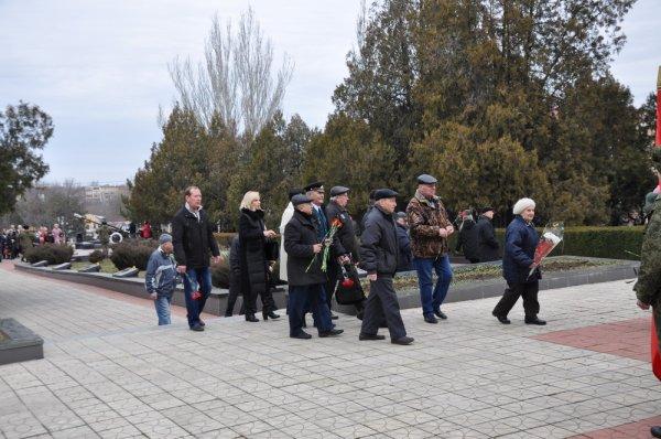 В Бендерах отметили День защитника Отечества