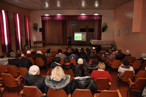 Минздрав совместно с Бендерским медколледжем организовали лекции о здоровом образе жизни в рамках Года здоровья