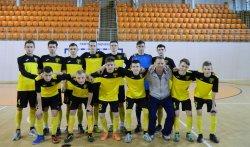 «Тигина» взяла серебро в юношеском Чемпионате Молдавии по футзалу