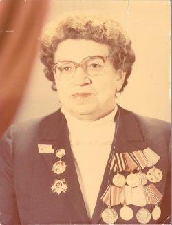 В Бендерах простились с ветераном Великой Отечественной войны Екатериной Васильевной Шикуновой