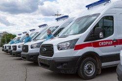 Новые машины скорой помощи приехали в Бендеры