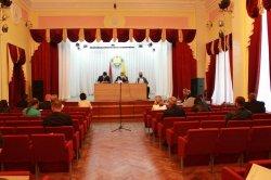 Глава Бендер Роман Иванченко принял участие в сессии горсовета