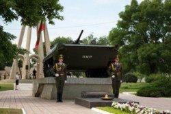 Глава государства обратился к приднестровцам в День памяти и скорби по погибшим в городе Бендеры
