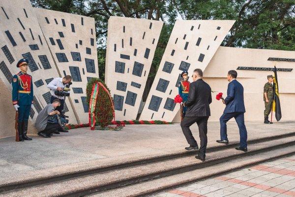 В Бендерах проходят мероприятия, приуроченные ко Дню Бендерской трагедии