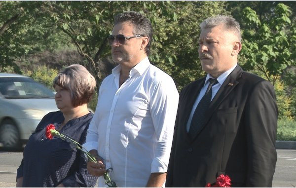 В Бендерах вспоминают защитников Приднестровья, погибших в ночь с 22 на 23 июня 1992 года
