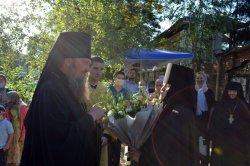 Архиепископ Савва совершил Литургию в Свято-Петропавловском женском монастыре г. Бендеры
