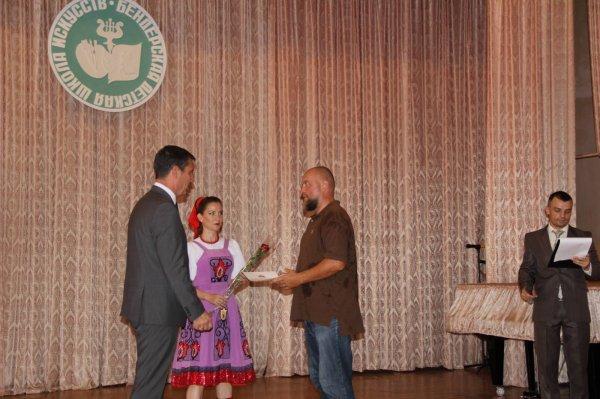Около 30 бендерских волонтеров получили награды