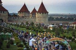 В крепости начался сезон фестивалей