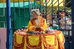 На Гиске отметили храмовый праздник