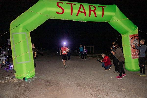 В Бендерской крепости прошло спортивное мероприятие «MTB & Bastion Night Trail 2020»