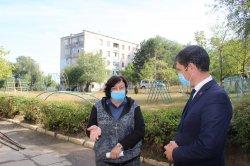 Глава Бендер совместно с депутатами Верховного Совета проинспектировал ход работ в садах и школах