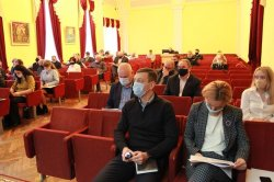 Состоялась заключительная, отчетная сессия горсовета 25-го созыва