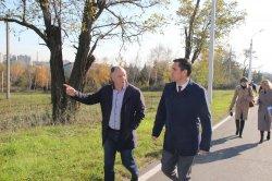 Глава Бендер проинспектировал выполнение инвестиционных программ водоканалом
