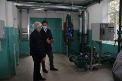 В городе по инвестиционной программе МУП «Бендерытеплоэнерго» построили две новые котельные