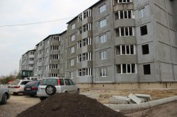 Долгострой на улице Кишиневской планируют сдать к Новому году