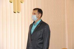 Александру Веревкину вручили орден «Трудовая слава»