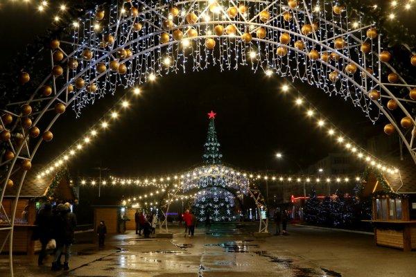 Поздравление главы Бендер с Новым годом и Рождеством (с видео)