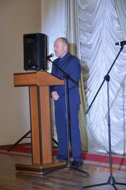 МУП «Автомотосервис и торговля» отметил 45-лет со дня основания