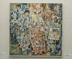 С 22 января в залах Приднестровского государственного художественного музея откроется ежегодная отчетная выставка Союза художников Приднестровья (обновлено)