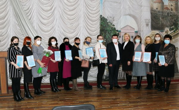 В Бендерах наградили победителей конкурсов к Новому году, а также конкурса «Наш город для всех»