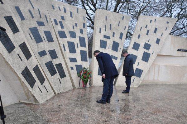 В Бендерах вспоминают павших бойцов народного ополчения