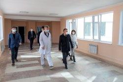 Президент посетил с инспекцией Центр матери и ребенка города Бендеры