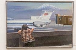 В Бендерах открылась художественная выставка. Главные герои – советская молодёжь
