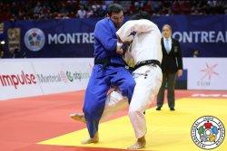 Бендерчанин Виктор Скворцов стал бронзовым призером чемпионата Азии-Океании по дзюдо