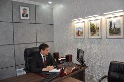 Глава Бендер принял участие в форуме межмуниципального сотрудничества