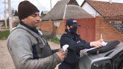 Сотрудники экологической милиции провели рейд в селе Кицканы
