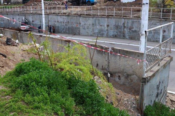 Путепровод у «Флоаре» в Бендерах планируют отремонтировать ко Дню республики