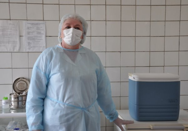 В Бендерах началась вакцинация Спутником V