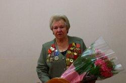Общественник Лора Лапухина отмечает юбилей