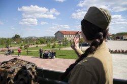 Подробный фотоотчет с праздничных мероприятий по случаю 76-летия со Дня Победы в Великой Отечественной войне