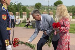 800 лет со дня рождения Александра Невского - в Бендерской крепости прошел праздничный концерт