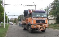 На улице Индустриальной начался капитальный ремонт дороги