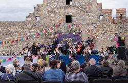 В Бендерской крепости прошел фестиваль еврейской культуры