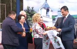 Село Гиска отметило храмовый праздник