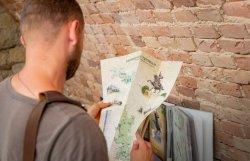 Туристическо-информационный центр в Бендерской крепости посетили около полутысячи иностранцев