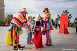 В парке Александра Невского прошёл семейный фестиваль «Бендерский пикник»
