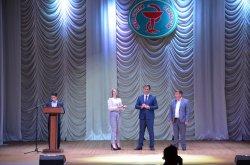 В Бендерах чествовали медицинских работников по случаю профессионального праздника