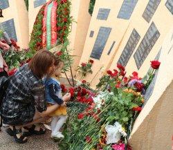 Фотоотчет с 29 годовщины со Дня Бендерской трагедии