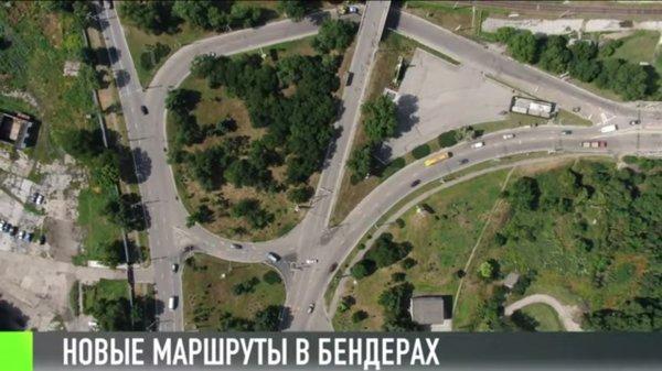 Порядок движения транспорта на время ремонта путепровода Котовского-Панина (видео и визуализация)