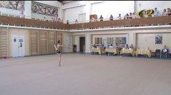 В Бендерах состоялось открытое первенство по художественной гимнастике