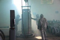 Утечка хлора ликвидирована: в Бендерах прошли тактико-специальные учения по устранению последствий техногенной аварии