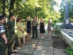 В селе Гиска сегодня вспоминают защитников, погибших 22 июля 1992 года в результате нападения молдавских националистов