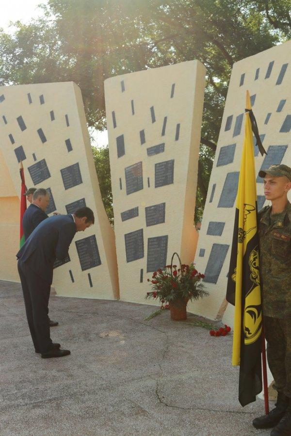 В Бендерах почтили память жертв приднестровской войны