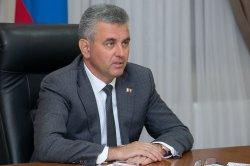 Президент обсудил с главами госадминистраций вопросы, связанные с реализацией текущих инфраструктурных проектов (+репортаж Первого Приднестровского телеканала)